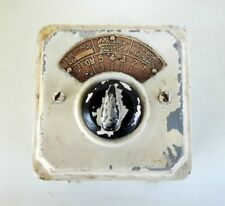 Vintage Old Collectible Rare E.D.I. Ltd AC Electrical Heavy Fan Regulator Switch