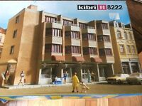 Kibri Townhouse kit, new in the box, ref# 8222, HO 1/87 store stock