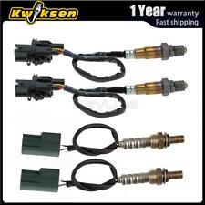 Relación de combustible aire 4x Sensor de oxígeno arriba + abajo para Nissan Murano 2004-2007 3.5L