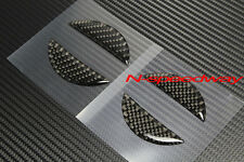 Real Carbon Fiber Hood Trunk Emblem Filler Insert FOR Nissan 350Z Z33 370Z Z34