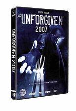 Official WWE Unforgiven 2007 DVD