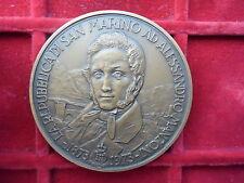 ALESSANDRO MANZONI MEDAGLIA GRANDE MODULO GR 86