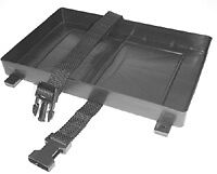 BOAT BATTERY TRAY BOX, MARINE, CAR, RV, 27 SERIES- BH-27P