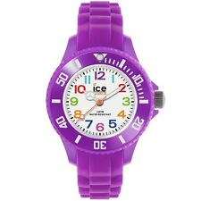 Ice Watch MN.PE.M.S.12 Ice Mini Purple Silicone Kid / Ladies Watch
