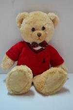 Peluche Oso Ralph Lauren Polo - Rojo - N.Y. - 2007