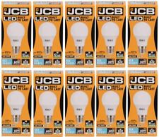 10 X JCB LED 10W LED GLS Light Bulb ES E274000K Cool White Opal 820LM