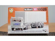 KIBRI # 18028,  camion et semi MERCEDES BENZ  HO BO