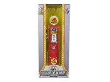 ROAR GILMORE VINTAGE GAS PUMP DIGITAL 1/18 SCALE BY ROAD SIGNATURE 98731