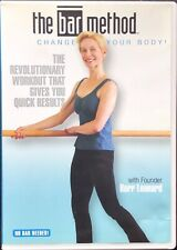 The Bar Method - Change Your Body DVD