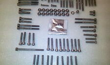 MOTORCYCLE STAINLESS STEEL-HONDA CB500 FOUR SOHC ENGINE BOLT KIT