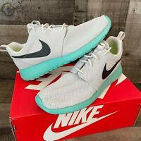 Nike Sportswear Roshe One Calypso Green Grey Black 511881-013 Men's 8.5