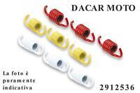 2912536 SERIE MOLLE MALOSSI VESPA Sprint 3V 125 ie 4T euro 3 2014->