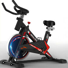 440Lbs Exercise Stationary Bicycle Cycling Fitness Gym Bike Cardio Workout Indoo