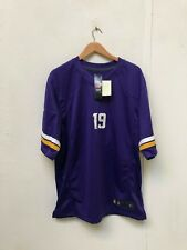 Minnesota Vikings Men's Nike NFL Game Jersey - L - Thielen 19 - New with Defects