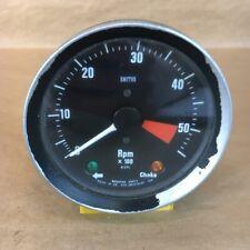 OEM Jaguar XJ XJ6 SMITHS Tachometer Tach RPM Gauge RVC 2610/01AF 12V Original