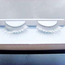 Extension Lash Eyelash Stage Makeup White False Eyelashes Fake Eyelashes Long