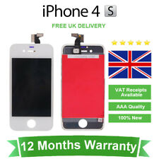 iPhone 4s White HIGH QUALITY Tianma LCD Screen **UK SELLER**