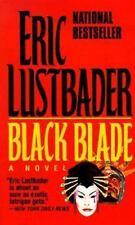 Black Blade, Lustbader, Eric Van, Good Condition, Book