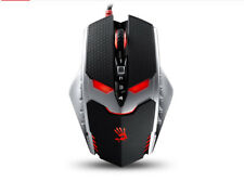 A4TECH TL80 8200 DPI professional gaming mouse LOLCF macro programming USB wired