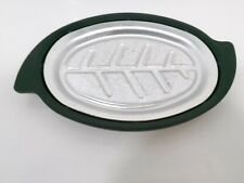 Nordic Ware Steak Fajitas Hot Plate & Holder # 310