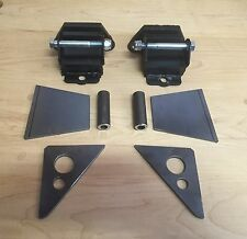 1937 1938 Chevrolet Truck SBC Engine Mounts 37 38 Chevy Pickup
