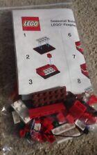 Lego Seasonal Build Canada Toysrus Exclusive Fireplace Chimney Holiday Sled 48pc
