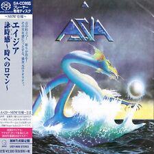 ASIA - Self Titled - S/T - JAPAN JEWEL CASE SACD SHM CD - UIGY-9606