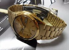 SEIKO  5  SNXL72  Gold Dial Stainless Steel SEIKO Automatic  SNXL72-NEW
