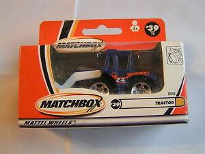 MATCHBOX TRACTOR