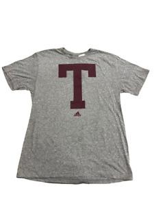 Adidas NCAA Texas A&M T-shirt Gray/Burgundy AV5249