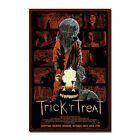 TRICK R' TREAT Horror Sam Halloween Movie Art Silk Poster 12x18 24x36inch -005