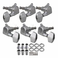 3L3R Electric Acoustic Guitar Machine Heads Tuners Chrome