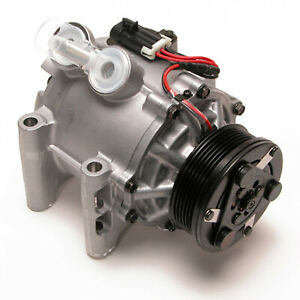 A/C  Compressor And Clutch- New   Delphi   CS10054