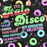 CD ZYX Italo Disco New Generation 7 Pollici Collection di Various Artists 2CDs