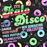 CD Zyx Italo Disco New Generation 7 Inch Collection di Vari Artisti 2cds