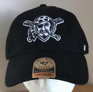 Pittsburgh Pirates Cap Hat 47 Brand Franchise Medium MLB NWT $34.99