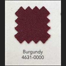 "Sunbrella Fabric 60"" Burgundy 6 Yards"