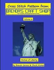 Cross Stitch Patterns from Brenda's Craft Shop: Statue of Liberty Cross...