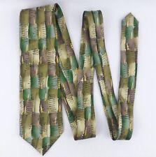 J Jerry Garcia Necktie Neck Tie Lk A Twittering Machine Collection 51 Green