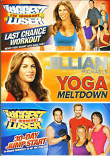 JILLIAN MICHAELS COLLECTION (30-DAY JUMP START/LAST CHANCE WORKOUT/YOGA ME (DVD)