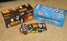 KISS Kevin Harvick #29 RCCA DIE CAST 1/24 SCALE 1/1,008 - 2014 NASCAR CHAMP!
