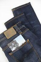 Prix de Vente Recommandé 199€ Nudie Jeans Mince Dean Peel Hommes Bleu W32/L32