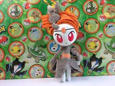 Pirouette Forme Pokemon Meloetta 7-Inch Poke Doll Plush Standard Size