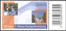 Austria 2010 Water Pipeline/Waterfall/Fountain/City Hall/Buildings 1v (at1234)