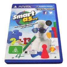 Smart As... Sony PS Vita