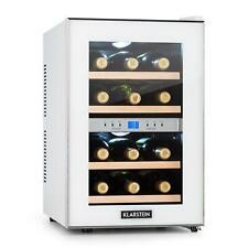 Cantinetta Frigo Porta Bottiglie Vino Dual 2 Zone Temperatura Cantina 34L