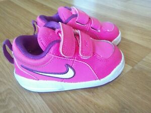 Baby Girls Nike Trainers Size 5