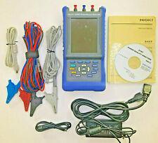HIOKI 3197 Power Quality Analyzer 3 Phase Analyzer