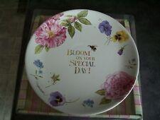 Marjolein Bastin Hallmark Natures Sketchbook Plate Bloom On Your Special Day