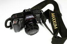 Minolta Maxxum 5000 AF 35mm SLR Film Camera With f1.7 50MM Lens